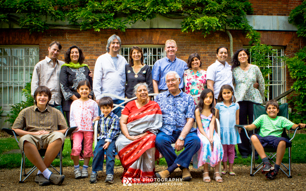 RX Photography family portrait outdoor