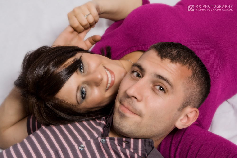 RX Photography portrait couple