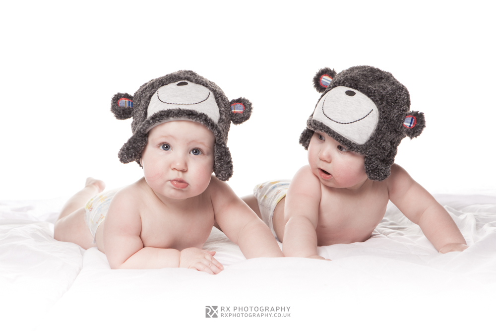 RX Photography child family portrait twins