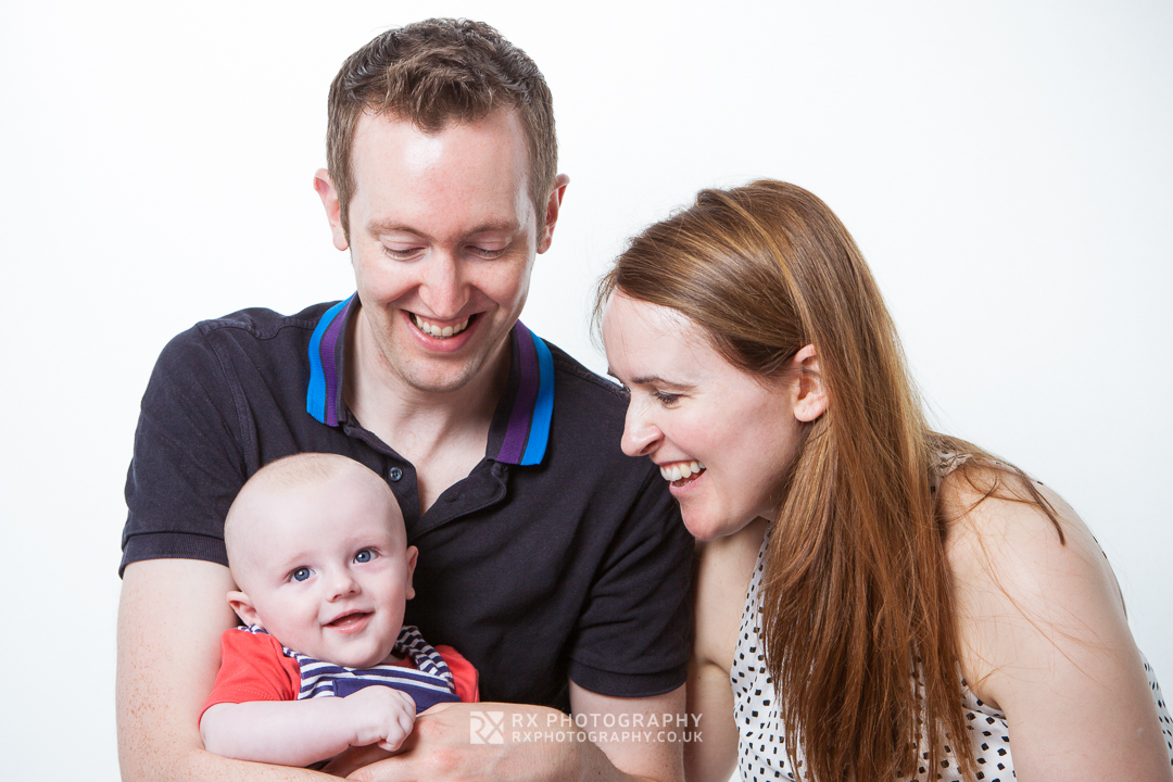 RX Photography Portrait Family